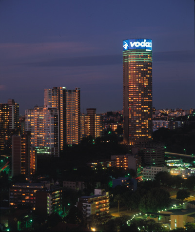 The Past and Future of Sandton