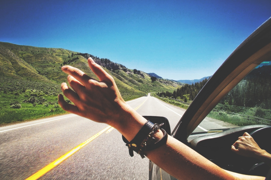 Bonding on the road; why car trips are good for relationships