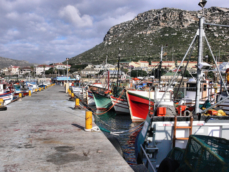 The unique history of Kalk Bay