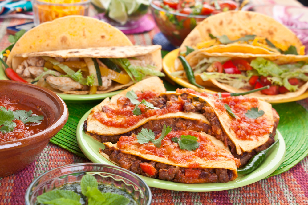 Get your fill of spicy mexican food in cape town - Authentic american cuisine ...