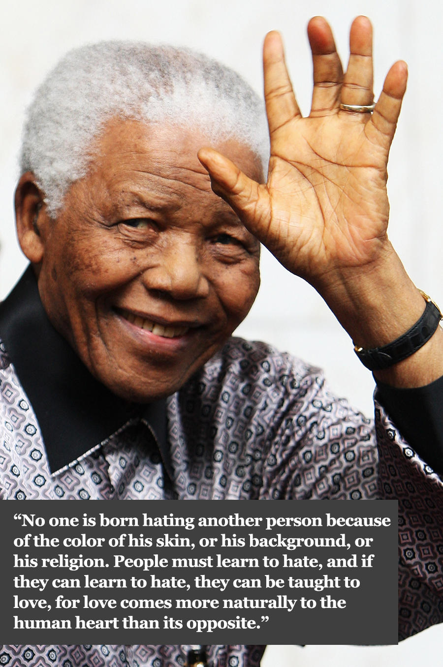 Mandela Quotes About Love Nelson Mandela Quotes That Will Inspire You