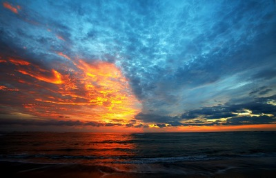 Sunsets Around the World: Costa Rica