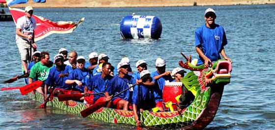 Dragon Boat Racing gauteng