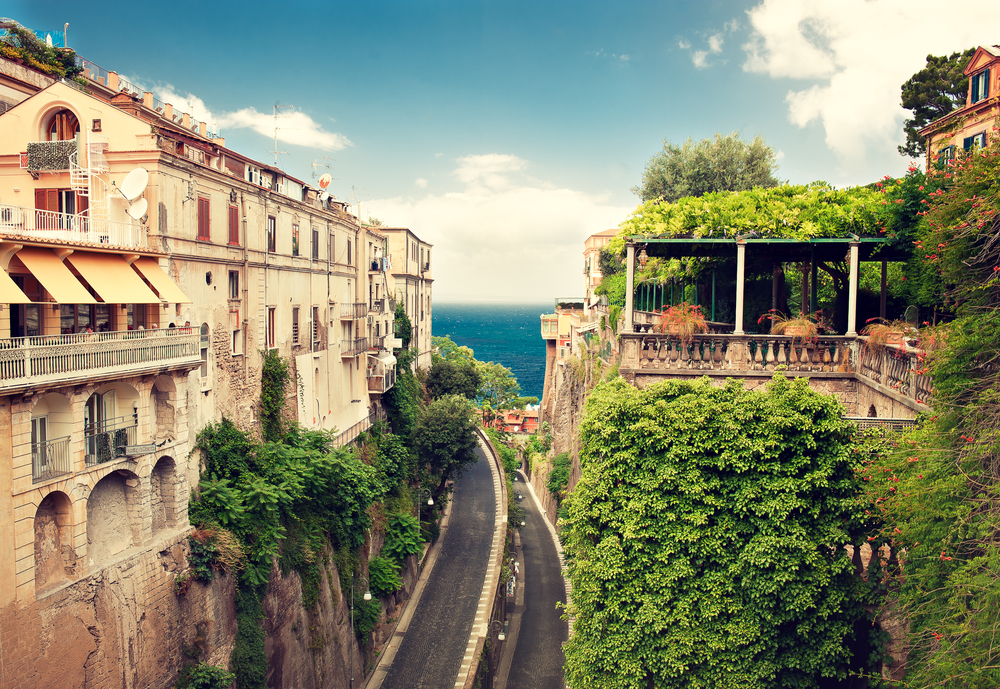 things to see and do in Sorrento
