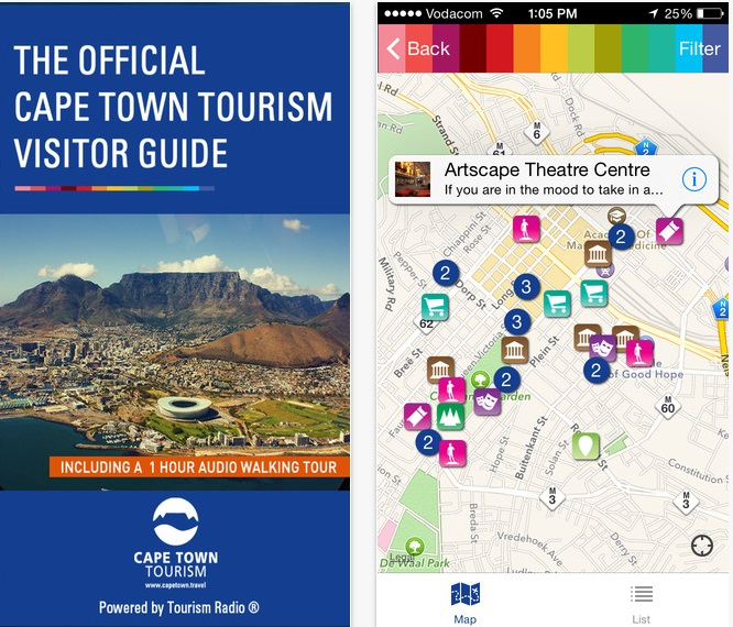 5 fantastic mobile apps that you should use when exploring Cape Town