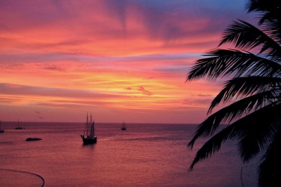 Sunsets Around the World: Aruba