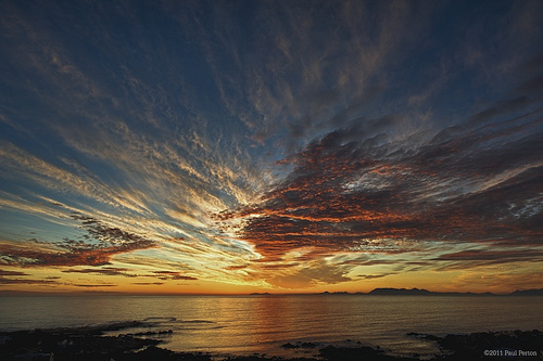 The greatest sunsets this winter: Cape Town's Southern Peninsula