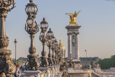 Visit Paris, the city of light and love