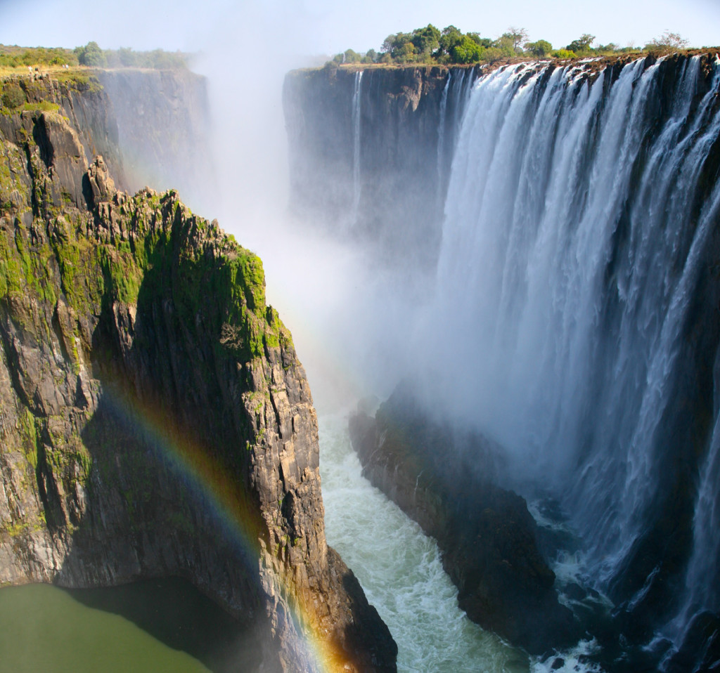 Best Holiday Destinations Victoria: Top Eight Adventures At Victoria Falls For Adrenaline