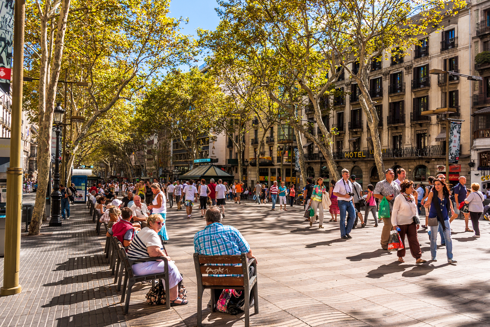 Things to do and see in Barcelona, Spain.