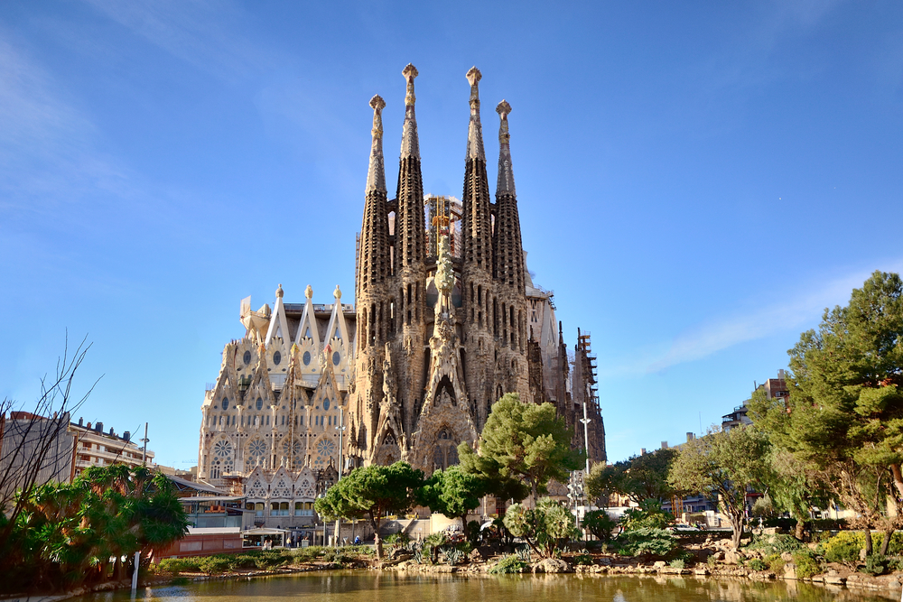 Things to see and do in Barcelona, Spain.