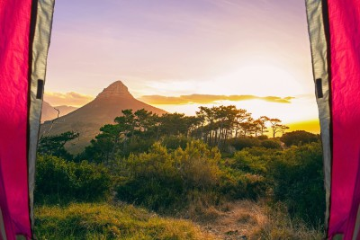 Three of the Western Cape's prettiest camping sites