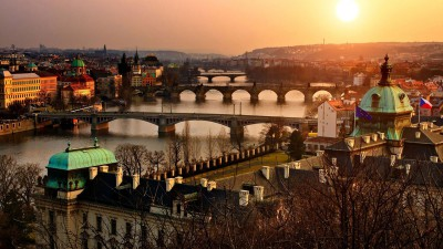 The bohemian attractions of Prague