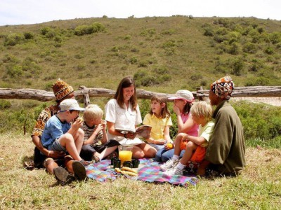 Let your kids learn about the wild on a holiday up the Garden Route