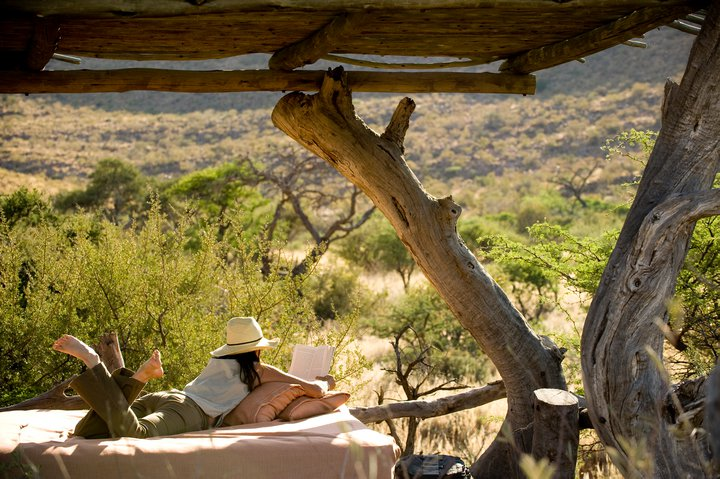 Luxurious game lodges in South Africa