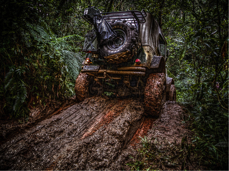 Breathtaking off-road trails from the land down under